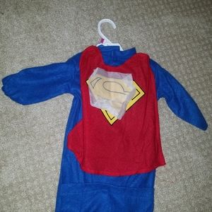Costumes - New superman costume